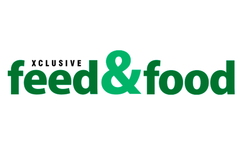 Logo feed food